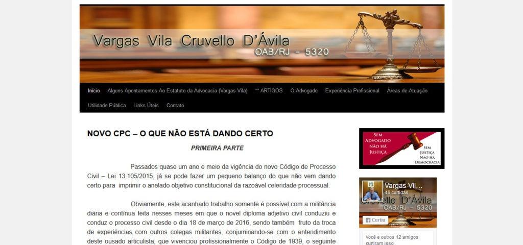 Advogado Vargas Vila